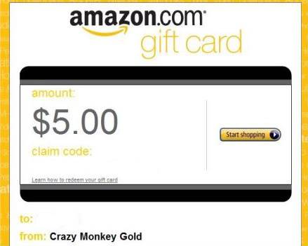 Paypal Payment from CMG & Amazon gift card Cmggc