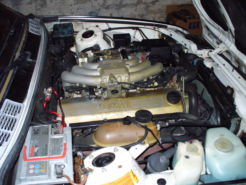 Team HR-Micke's- Bmw 320ik Turbo + MS P1010288