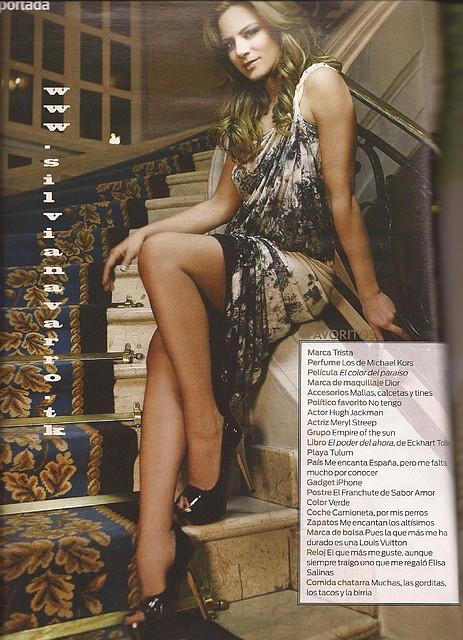 Сильвия Наварро/Silvia Navarro - Страница 3 2edfeb1815a6d48fca4c8778b6ce57ef
