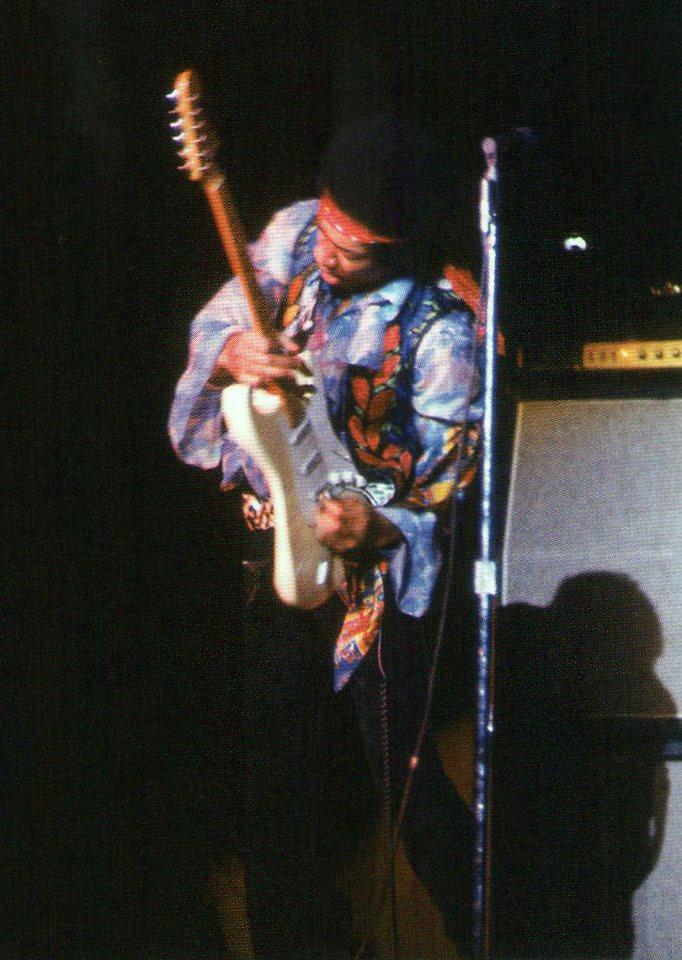 Madison (Dane County Memorial Coliseum) : 2 mai 1970   4d3fe038e9400cf0851b3bacdb4b9f60