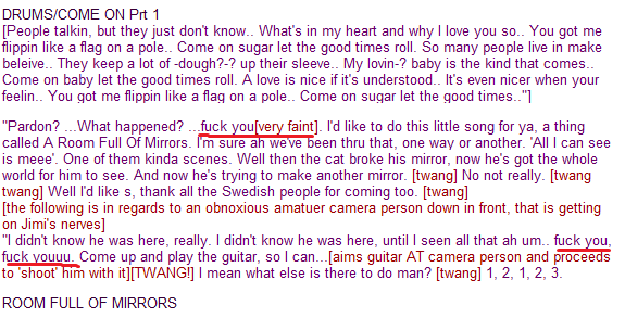 Stockholm (Tivoli Garden) : 31 août 1970 - Page 2 5b96704e59448ee26ef4c902ab003c82