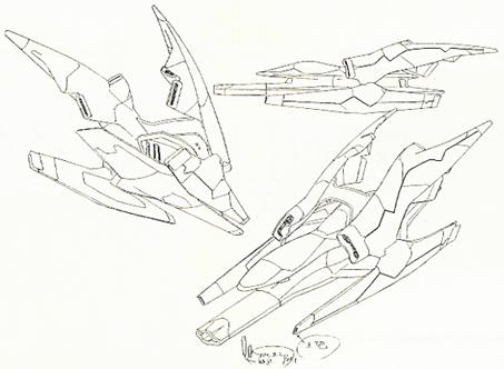 Beautiful, elegant, graceful starships ArtifactShip2