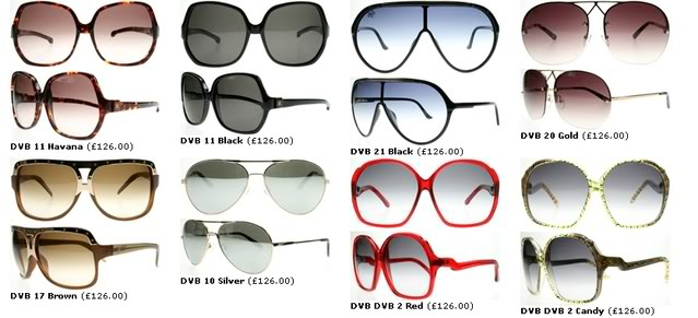 Sus shades - gafas - sunnies - anteojos de sol DvbshadesUntitled3
