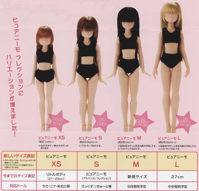 ¿Que son las muñecas Azone? Pure1