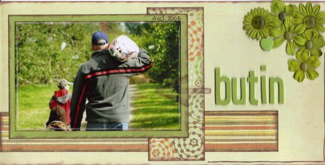 14.03 - Bouquet d'amour & Butin (challenges DT) 14032009-Butin