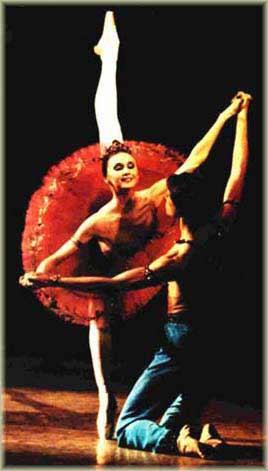 Svetlana Zakharova - 2 - Page 2 Ballet570
