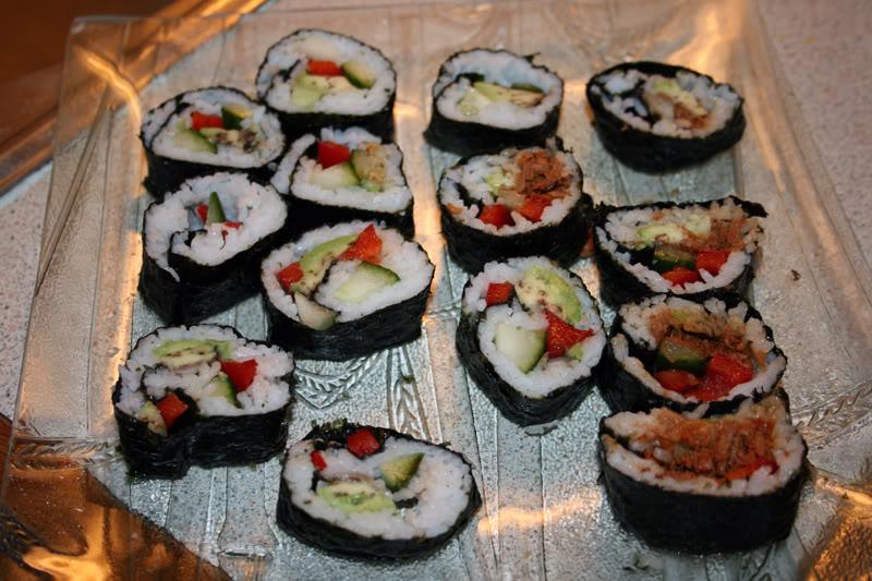 Montrez-nous... vos petits plats ! - Page 3 Maki