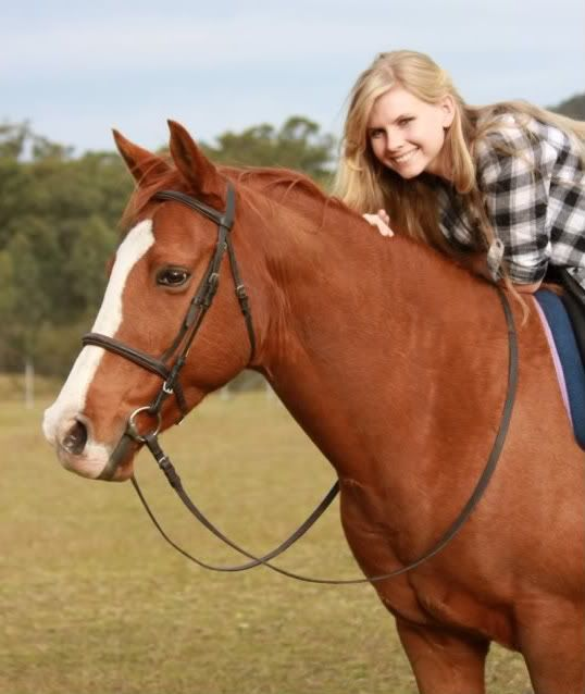 Pictures of you and your ponies! IMG_2589