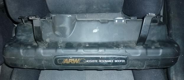 93-97 corolla optional extras & OEM Features AE101WagonSubWoofer2