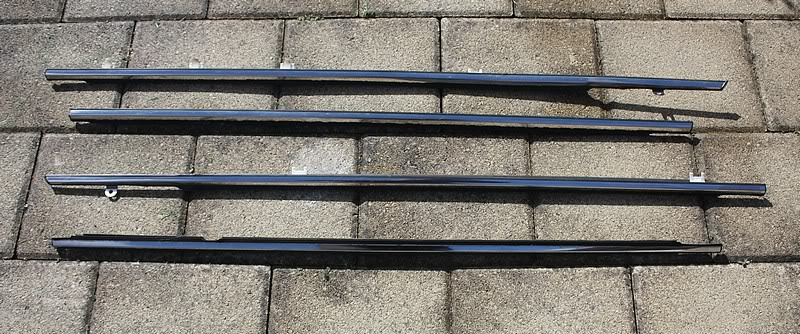93-97 corolla optional extras & OEM Features Chromewindowstrips