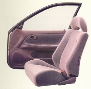93-97 corolla optional extras & OEM Features Seg-sel-interior