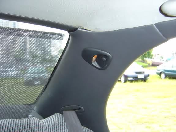 FS: AE101 Corolla JDM C-Pillar Map Lights 21n19ah