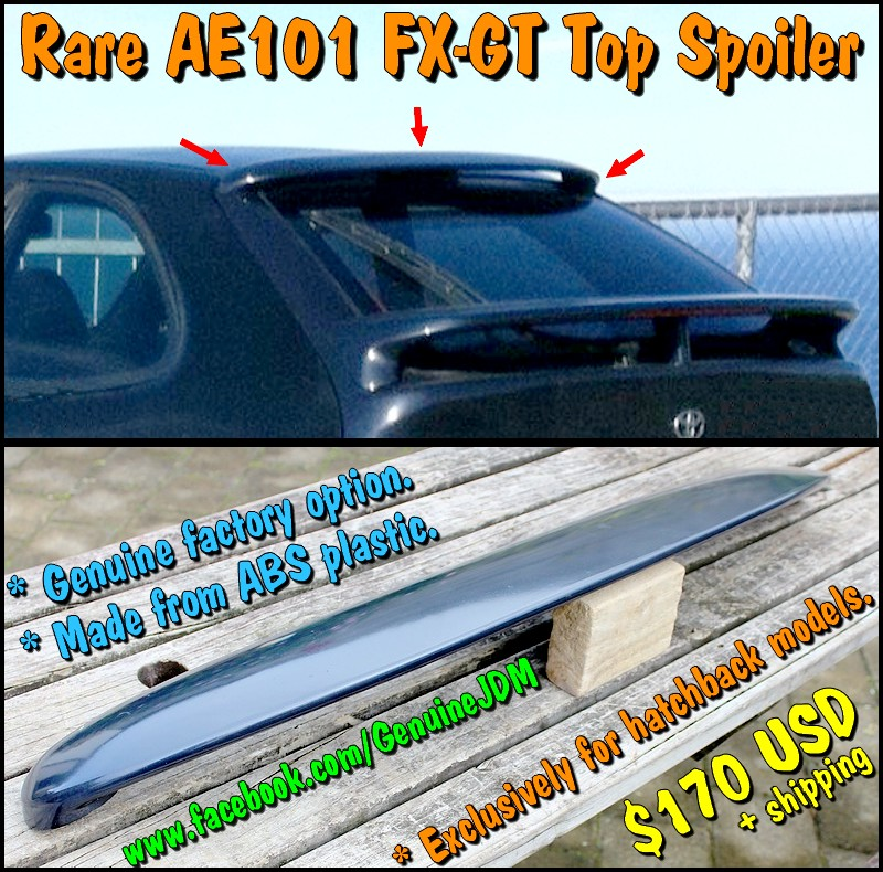 FS: Rare AE101 FX-GT Top Spoiler Untitled1
