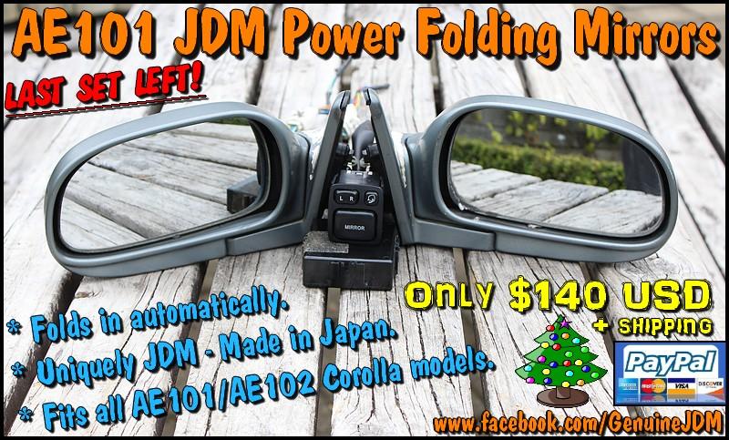 FS: AE101 JDM Power Folding Mirrors IMG_6589-1