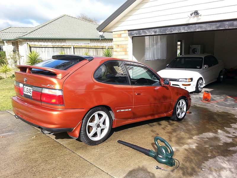 My 93' Corolla from New Zealand (JDM AE100) - Page 6 20140731_112157-resized