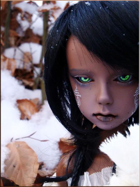 ...:: La sorcière ::... [p.19- Souldoll Fafner] - Page 5 Snow1