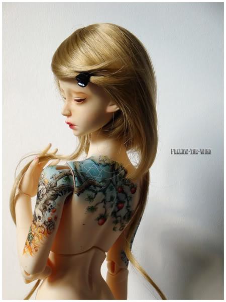 [Encres Folles] - Maquillage, tatouage 07-113
