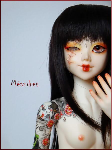 [Encres Folles] - Maquillage, tatouage Mandres5