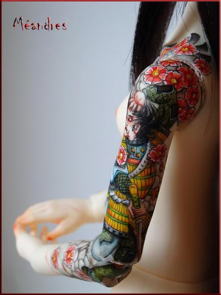 [Encres Folles] - Maquillage, tatouage Mandres8