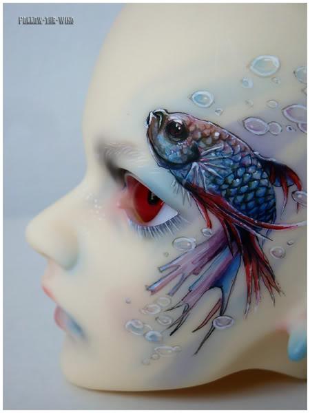 [Encres Folles] - Maquillage, tatouage 07-1110