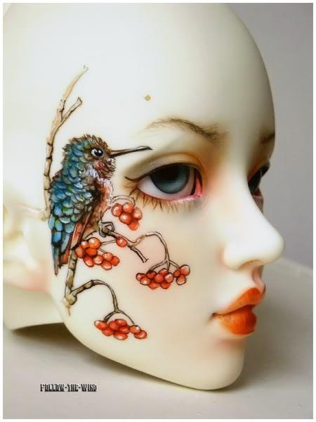 [Encres Folles] - Maquillage, tatouage 08-112
