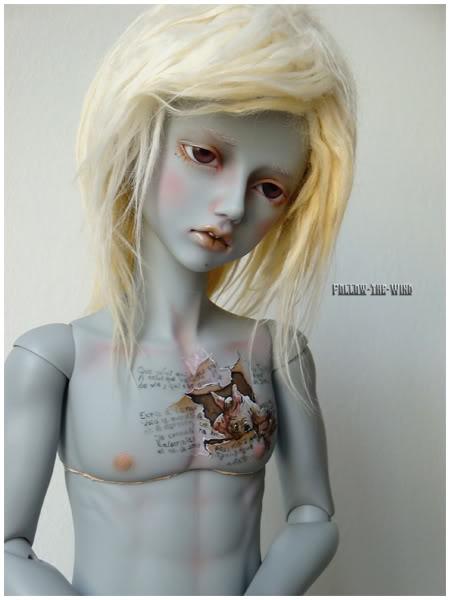 [Encres Folles] - Maquillage, tatouage 08-114