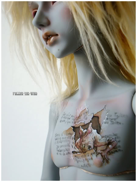[Encres Folles] - Maquillage, tatouage 08-115