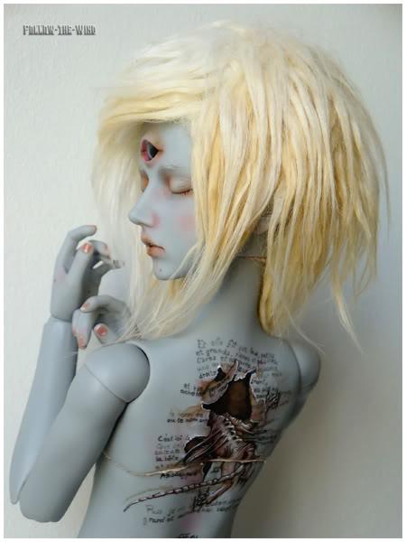 [Encres Folles] - Maquillage, tatouage 08-117