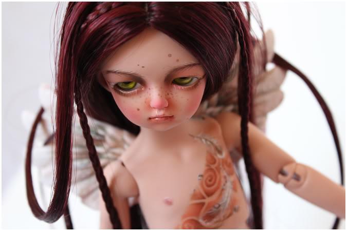 [Encres Folles] - Maquillage, tatouage 09-113