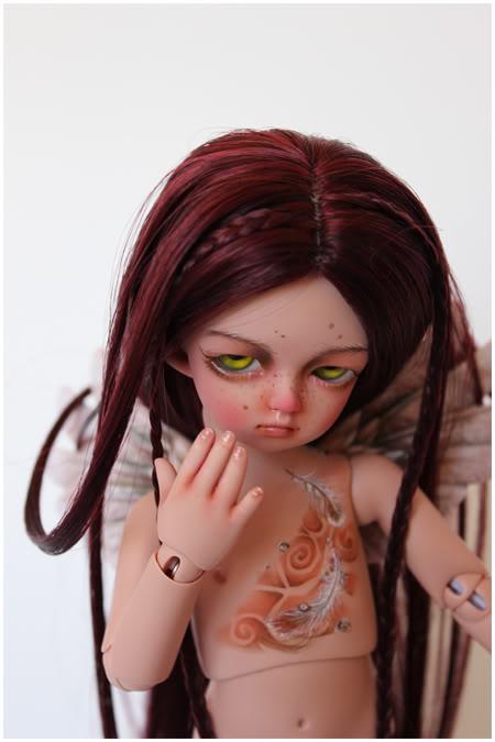[Encres Folles] - Maquillage, tatouage 09-116