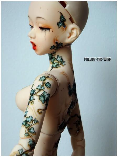 [Encres Folles] - Maquillage, tatouage Banshee6
