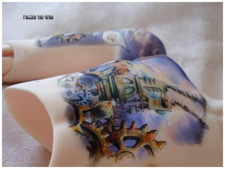 [Encres Folles] - Maquillage, tatouage Mcano4