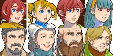 [Ace]Facesets de Aldeanos (People 5,6,7) People5