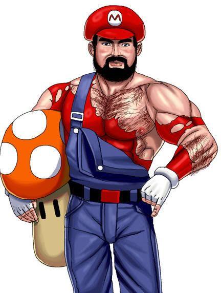 Deja Tus Fotos De Mario Y Los Demas. Mario