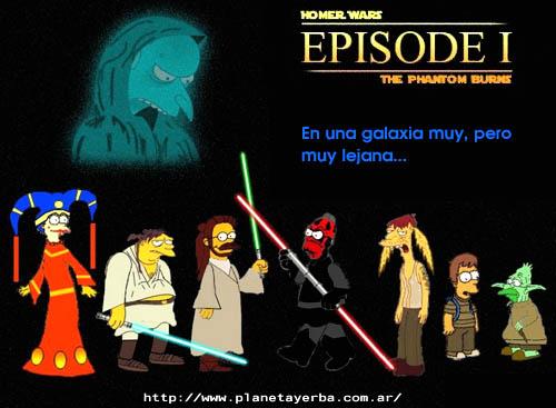 Star Wars Humor [Como nunca lo viste] SIMWARS1
