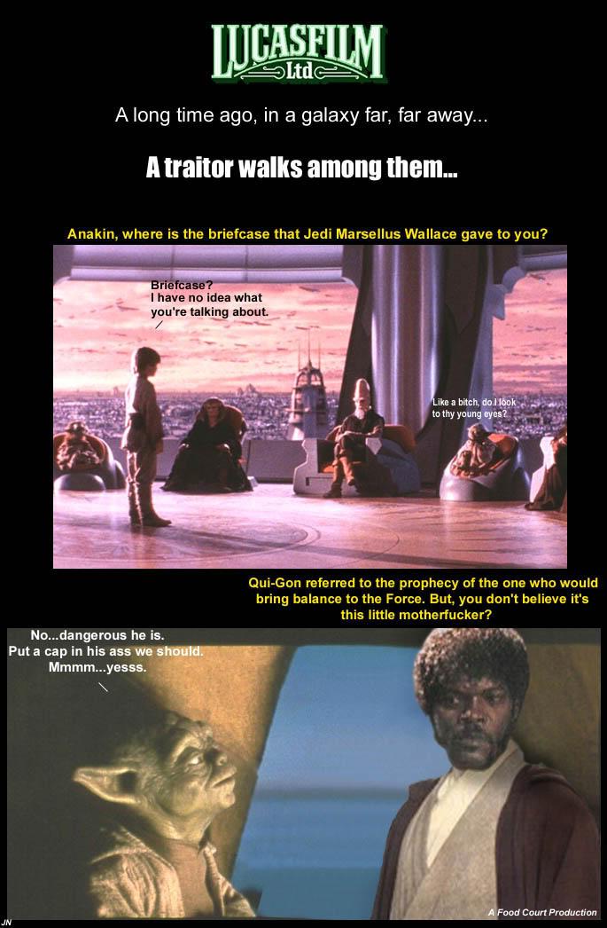 Star Wars Humor [Como nunca lo viste] SW1