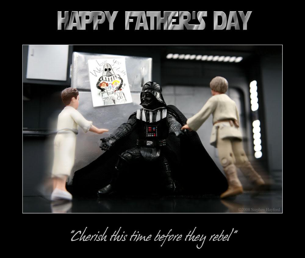 Star Wars Humor [Como nunca lo viste] SWFathersDay