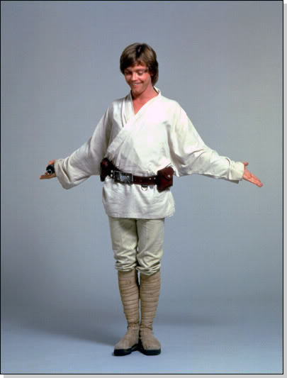 Star Wars Humor [Como nunca lo viste] Luke