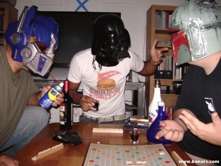 Star Wars Humor [Como nunca lo viste] Scrabble