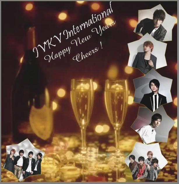 Happy New Year Concert Anniversary! 2-1
