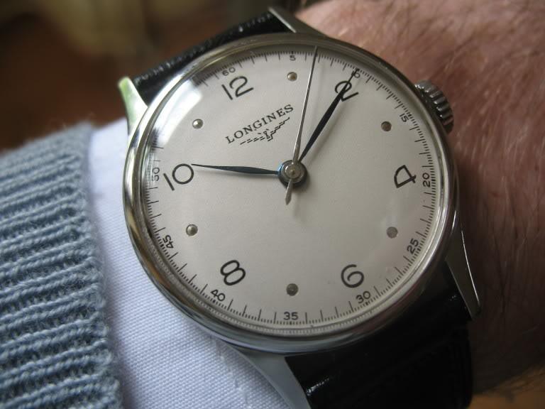 La montre du grand-père et vous ... Longines002