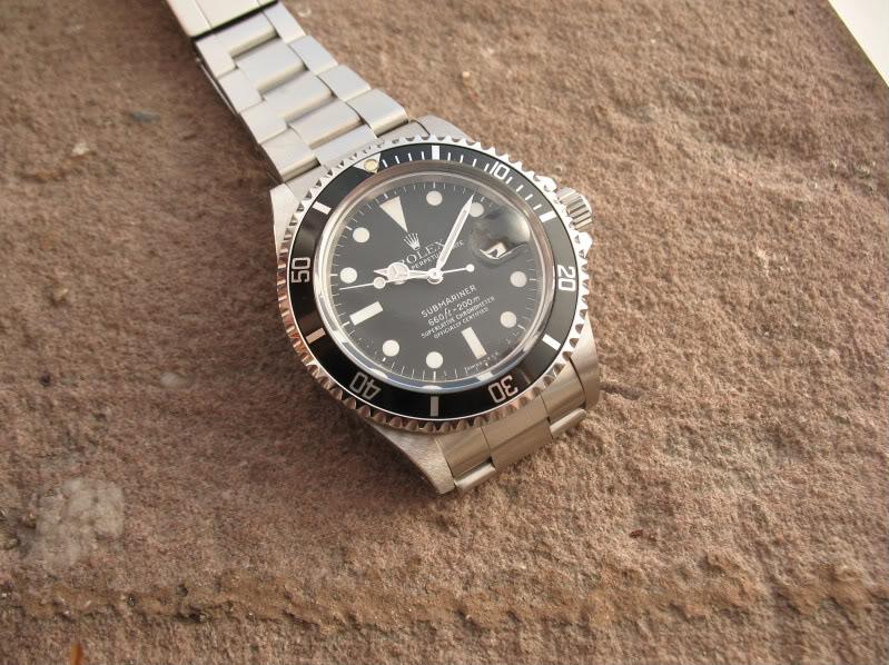 La Montre de Noel : 24 ou 25 Décembre 2010 : sujet unique Rolex1680003-1-1