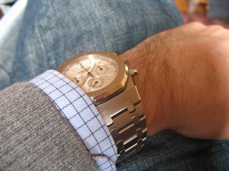 Un petit bilan de votre année horlogère ? - Page 3 Royaloakchrono021