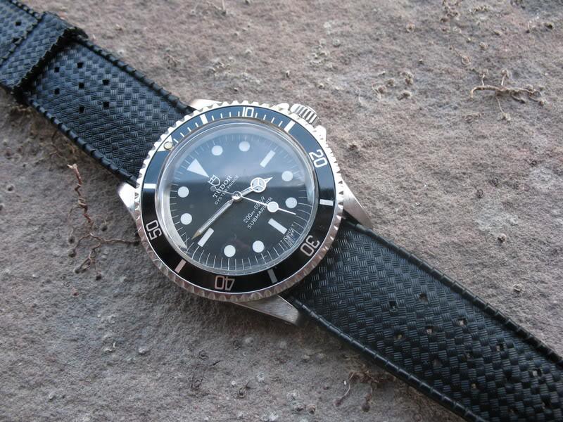 Feu de bracelet caoutchouc / silicone pour l'été Tudor007