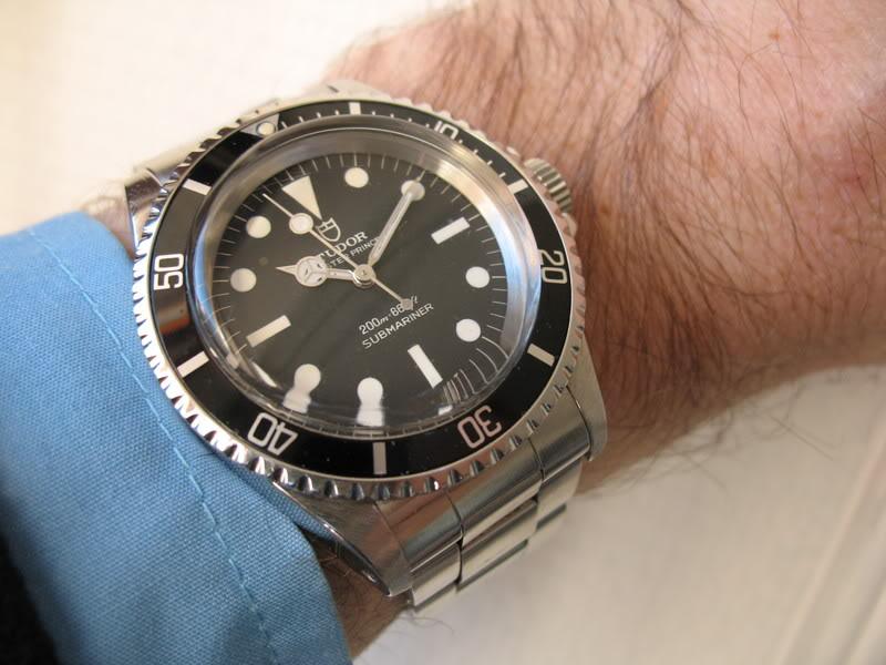 La montre du vendredi 6 février 2009 Tudor106