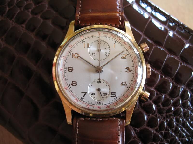 Un petit bilan de votre année horlogère ? - Page 3 Venus170003-1