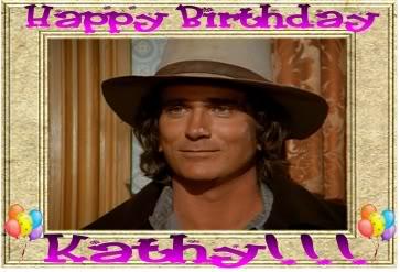 HAPPY BIRTHDAY KATHY!!! KAthys
