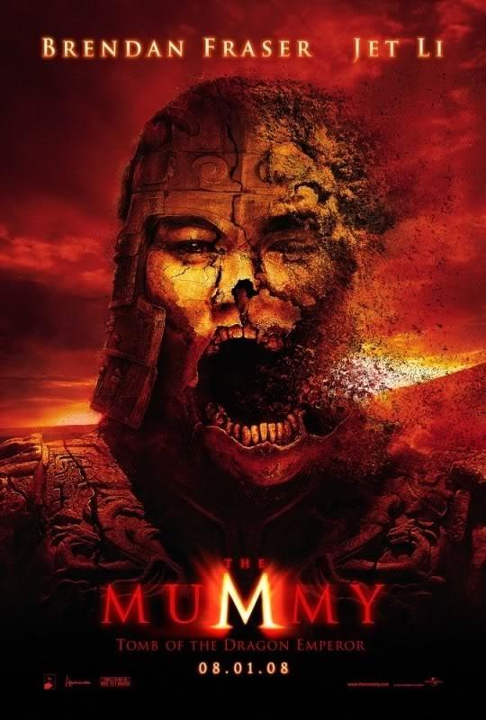 The Mummy 3 [R5 & DVD SCreener Release] Mummy3postr