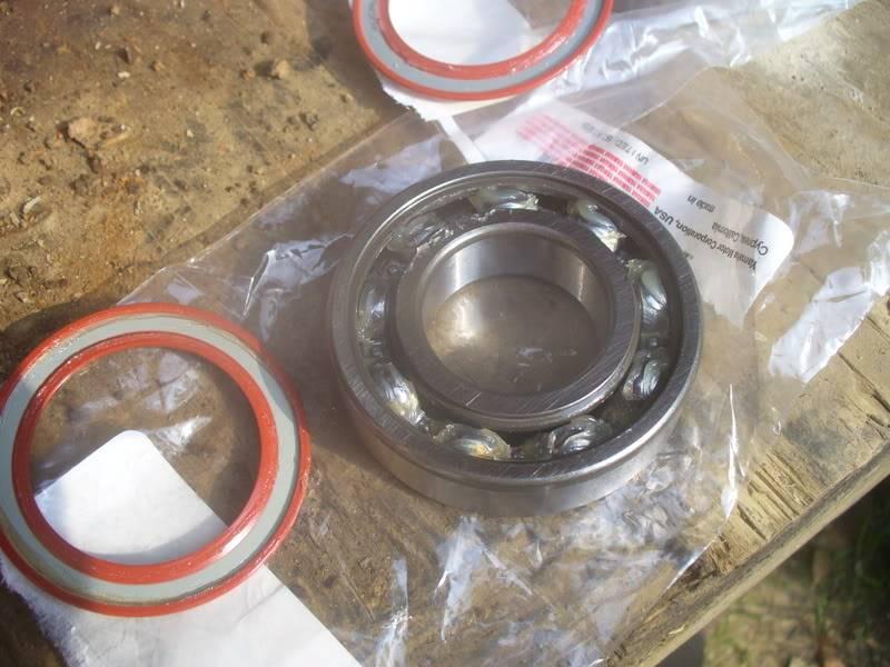 Yamaha rhino saealed bearings... P1100013