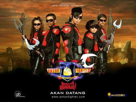 Antoo Fighter Amukan Drakulat Antoofightermixterr